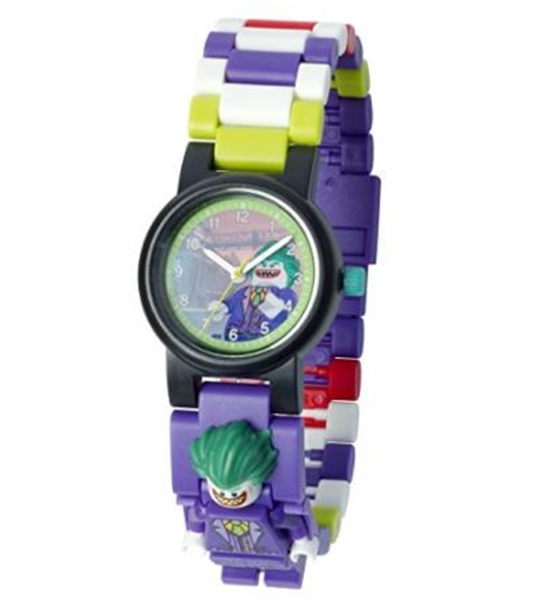 LEGO KIDS MINI FIGURE WATCH JOKER LEGO BATMAN MOVIE VERSION (8020851)
