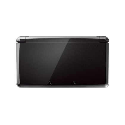 NINTENDO 3DS REFURBISHED SET BLACK COLOR JAPAN VERSION