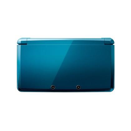 NINTENDO 3DS REFURBISHED SET GREEN COLOR JAPAN VERSION