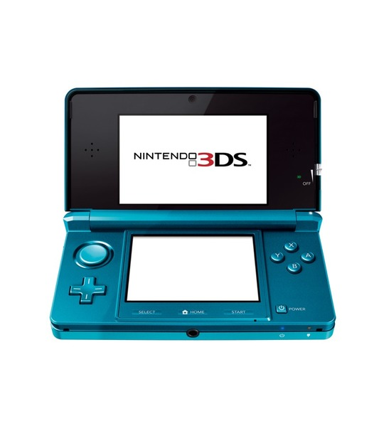 NINTENDO 3DS REFURBISHED SET GREEN COLOR JAPAN VERSION