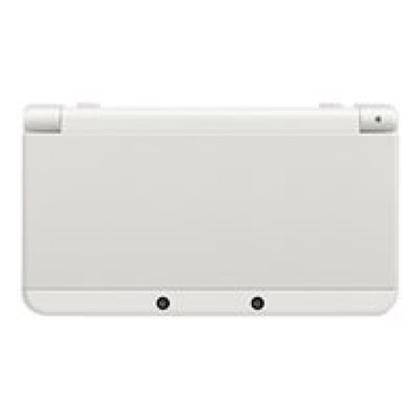 NINTENDO 3DS REFURBISHED SET WHITE COLOR JAPAN VERSION
