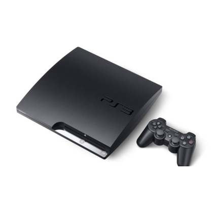 PS3 SLIM 3000 MODEL REFURBISHED SET 160GB