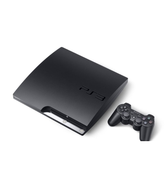 PS3 SLIM 3001 MODEL REFURBISHED SET 160GB
