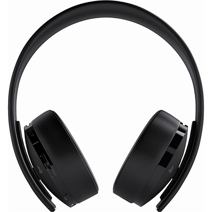 PS4 NEW GOLD WIRELESS HEADSET 7.1