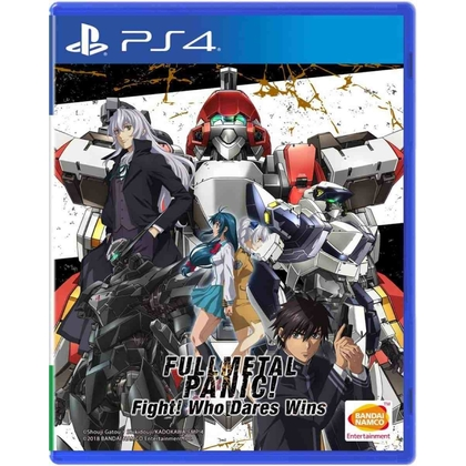 PS4 FULL METAL PANIC - R3 (GET FREE GIFT WHILE STOCK LAST)