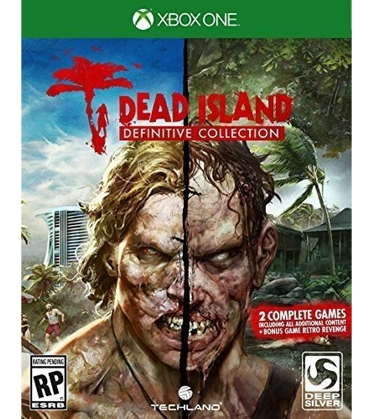 Xbox one Dead Island Definitive Collection (Special Price)
