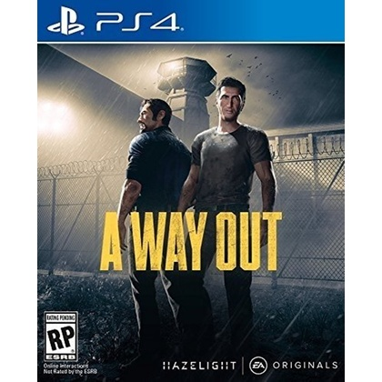 PS4 A WAY OUT ALL