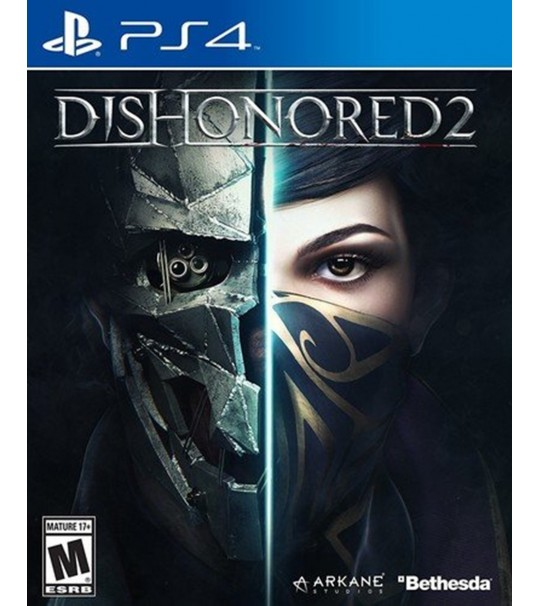 PS4 DISHONORED 2 - R3 ENG/CHI