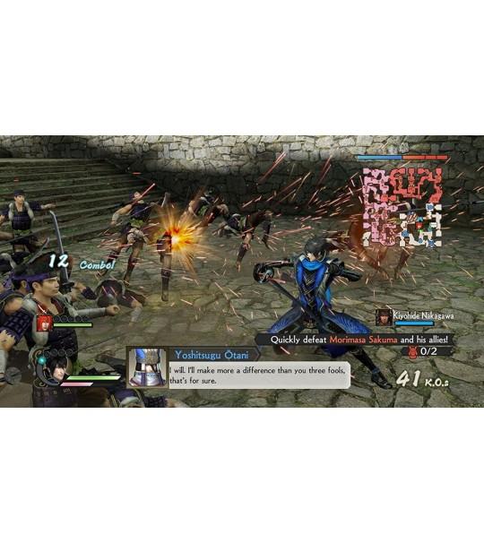 PS4 SAMURAI WARRIORS 4-II - R3 ENG/JP