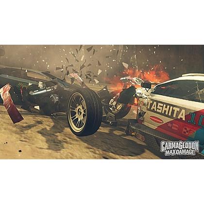 PS4 CARMAGEDDON MAX DAMAGE - R2