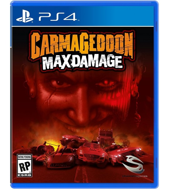 PS4 CARMAGEDDON MAX DAMAGE - R2