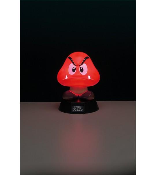 SUPER MARIO GOOMBA 3D LIGHT