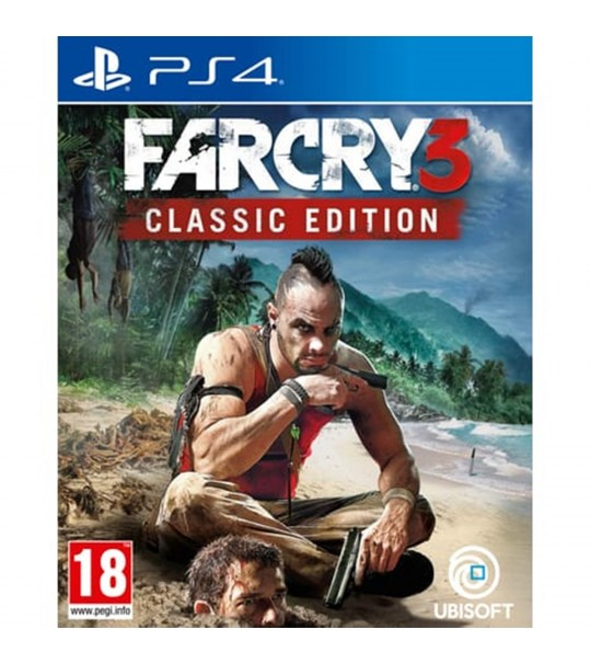 PS4 FAR CRY 3 CLASSIC EDITION R3