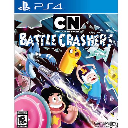 PS4 CARTOON NETWORK BATTLE CRASHERS ALL/R1