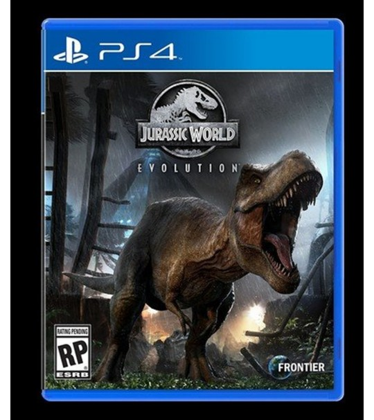 PS4 JURASSIC WORLD EVOLUTION CHI/ENG R3(PRE ORDER 3/7/2018)