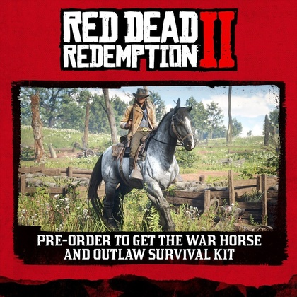 PS4 RED DEAD REDEMPTION 2 R3 ENG/CHN