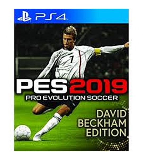 PS4 PRO EVOLUTION 2019 BECKHAM EDITION R2 [PRE ORDER 28/8/2018]