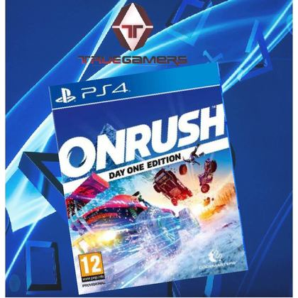 PS4 ONRUSH DAY ONE EDITION R2