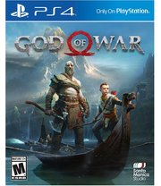 PS4 GOD OF WAR 4 R2