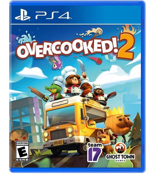 PS4 OVERCOOKED 2 R2