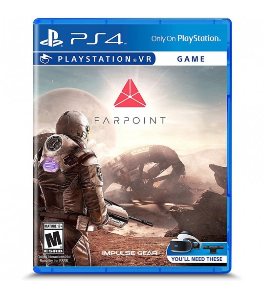 PS4 FARPOINT VR R2