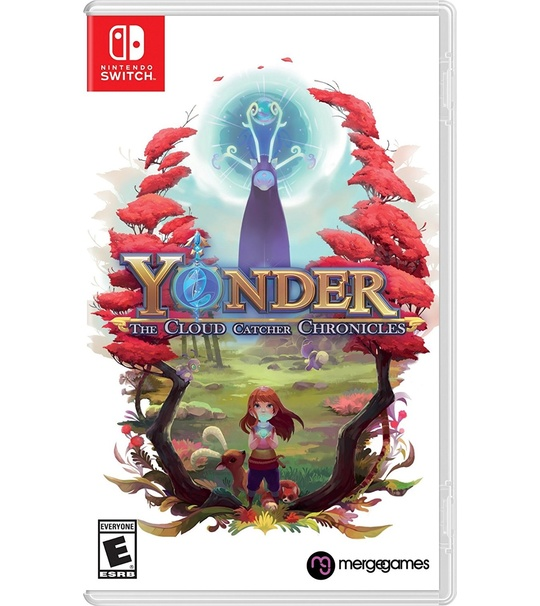NINTENDO SWITCH YONDER THE CLOUD CATCHER CHRONICLE