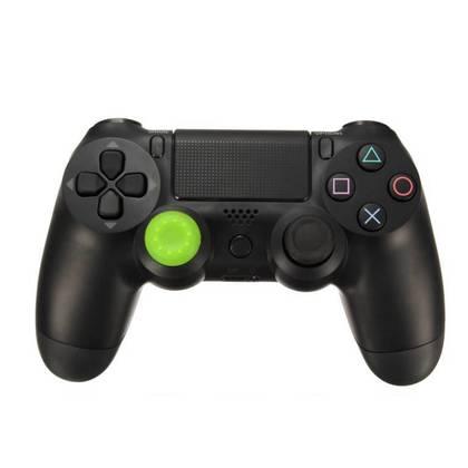 PS4/XB1 Controller Thumb Grips (Black + Grey)