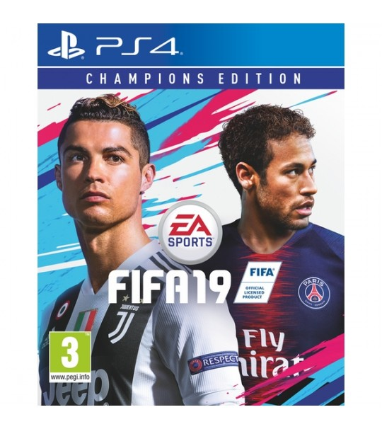 PS4 FIFA 19 CHAMPIONSHIP EDITION (CHN/ENG) - R3