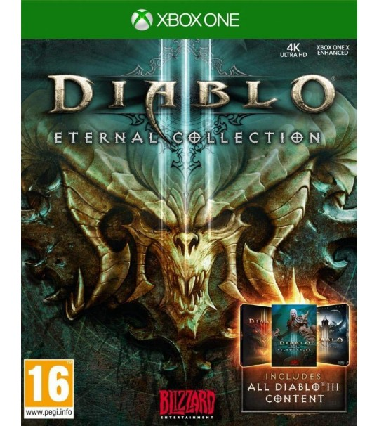 XBOX ONE DIABLO 3 ETERNAL COLLECTION