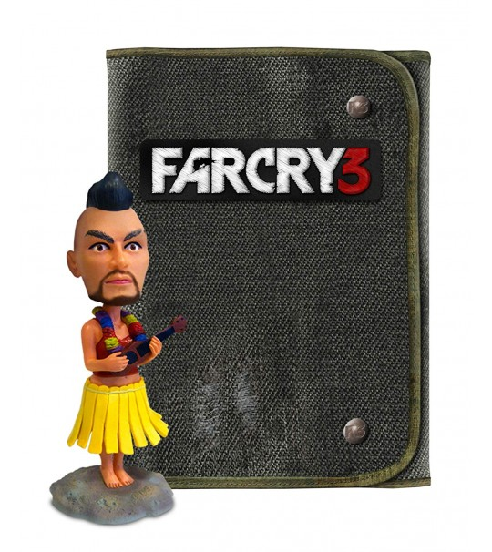 FAR CRY 3 CLASSIC INSANE EDITION -NO INCLUDED GAMES