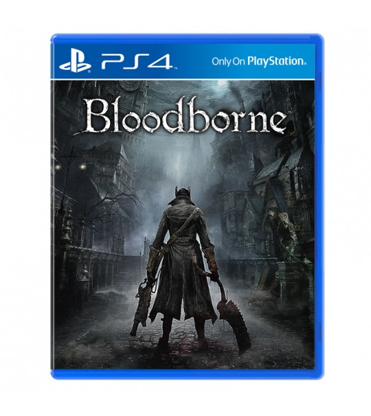 PS4 BLOODBORNE R3 CHI/ENG