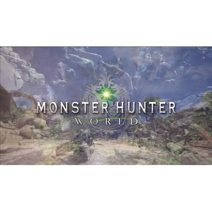 PC MONSTER HUNTER WORLD PHYSICAL DVD