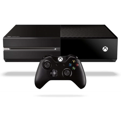 XBOX ONE 500GB OFFICIAL REFURBISHED SET  [NO PACKING] FREE *5* PHYSICAL RANDOM GAMES