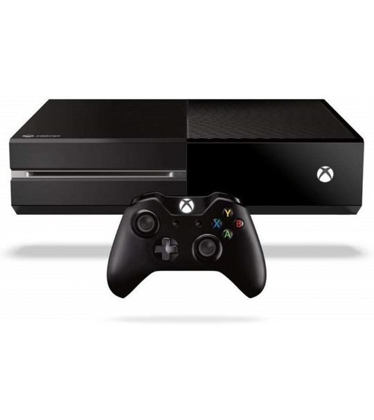 XBOX ONE 500GB OFFICIAL REFURBISHED SET WITH KINECT BUNDLE [NO PACKING]