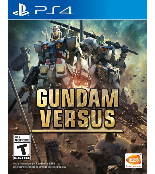 PS4 GUNDAM VERSUS R1/ALL