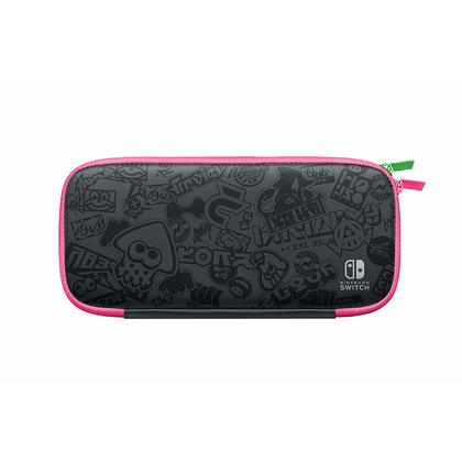 SWITCH OFFICIALLY SPLATOON 2 CARRYING BAG + SCREEN PROTECTOR