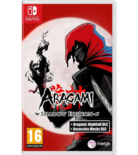 SWITCH ARAGAMI SHADOW EDITION