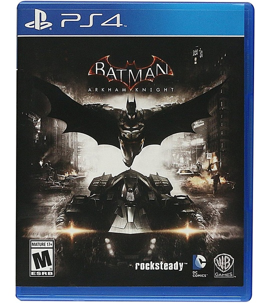 PS4 BATMAN ARKHAM KNIGHT - R3