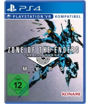 PS4 ZONE OF THE ENDERS THE 2ND RUNNER MARS R2
