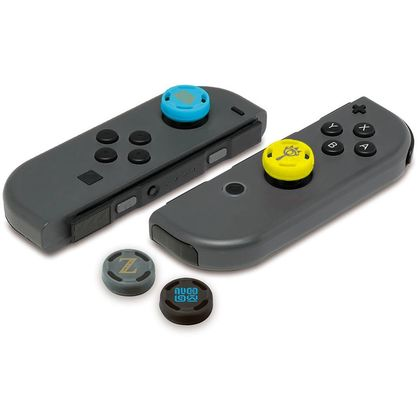 SWITCH ZELDA BREATH OF THE WILD ANALOG CAPS (SET OF 4)