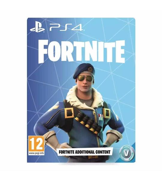 PS4 FORTNITE R3 DIGITAL CODE ONLY
