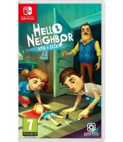 SWITCH HELLO NEIGHBOUR HIDE & SEEK - EU