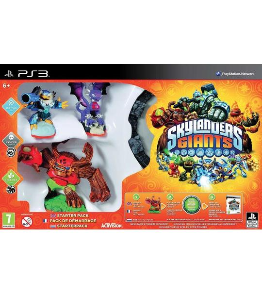 PS3 SKYLANDER GIANT STARTER PACK