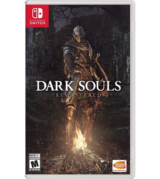 SWITCH DARK SOULS REMASTERED
