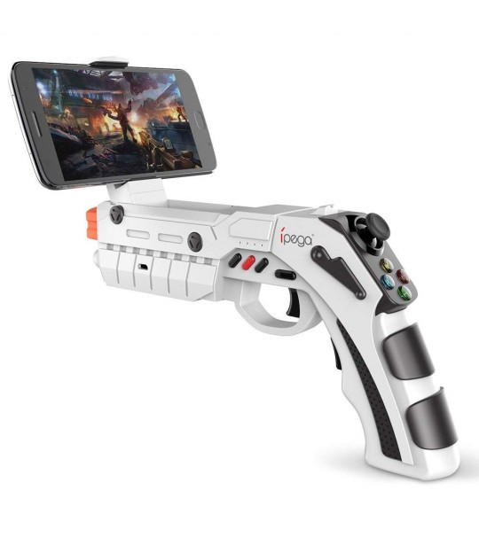 IPEGA WIRELESS BLUETOOTH AR/VR GAMING GUN PG-9082