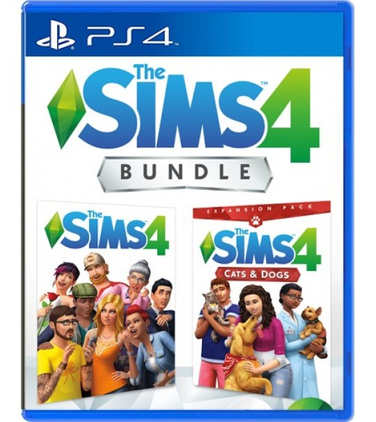 PS4 SIMS 4 + CATS AND DOG BUNDLE R3