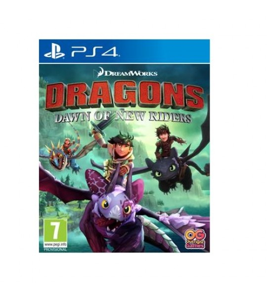 PS4 DRAGONS DAWN OF NEW RIDERS R2 ENG