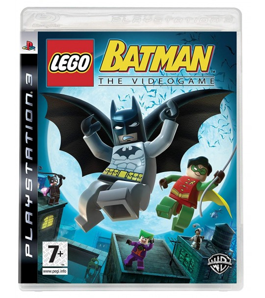 PS3 LEGO BATMAN THE VIDEO GAME - R2
