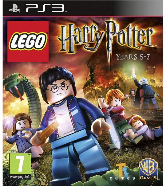 PS3 LEGO HARRY POTTER YEAR 5-7 - R2