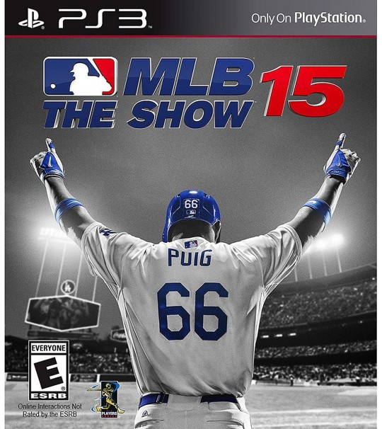 PS3 MLB 15 THE SHOW - ALL